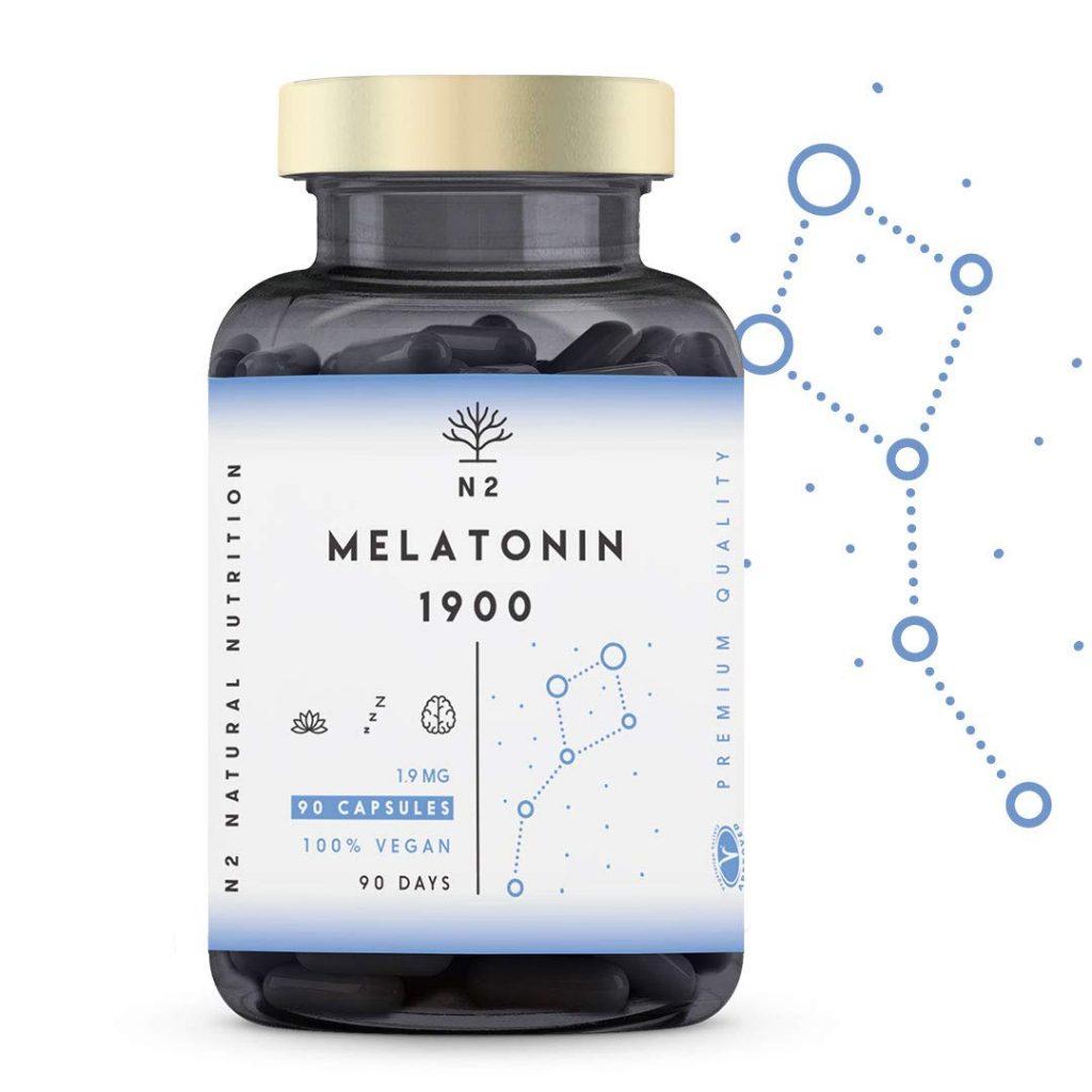 melatonin n2 natural nutrition