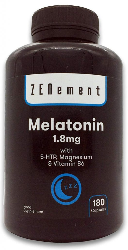 melatonina 1.8 mg