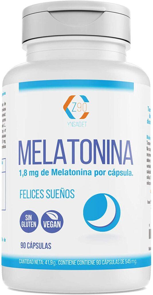 relajante natural melatonina