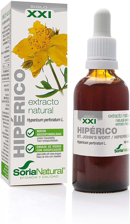 Hiperico Soria Natural